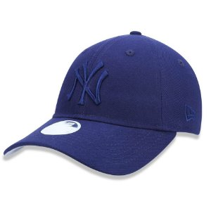 Boné New York Yankees 920 Tonal Feminino Azul - New Era