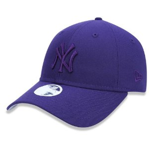Boné New York Yankees 920 Tonal Feminino Roxo - New Era