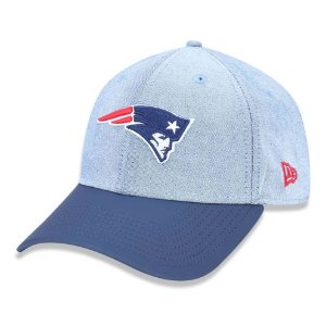 Boné New England Patriots 940 Core Denim - New Era