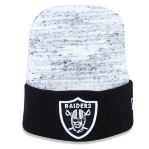 Gorro Touca Oakland Raiders Knit Chiller Tone - New Era