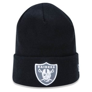 Gorro Touca Oakland Raiders Night - New Era