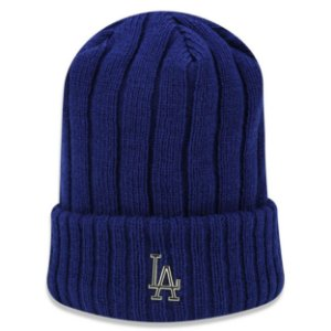 Gorro Touca Los Angeles Dodgers Core Badge Slick - New Era