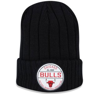 Gorro Touca Chicago Bulls Beveled Hit - New Era