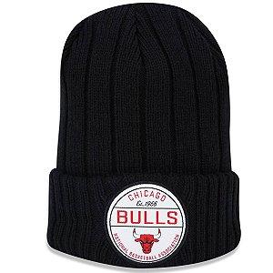 Gorro Touca Chicago Bulls Beveled Hit - New Era