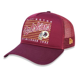 Boné Washington Redskins 940 Trucker Sports Vein - New Era