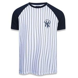 Camiseta New York Yankees Raglan Core 3 - New Era