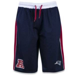 Bermuda New England Patriots Sports Vein - New Era