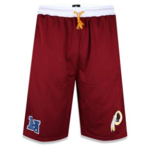 Bermuda Washington Redskins Sports Vein - New Era