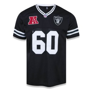 Camiseta Jersey Oakland Raiders Sports Vein - New Era