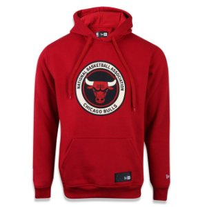 Casaco Moletom Chicago Bulls Sports Vein - New Era