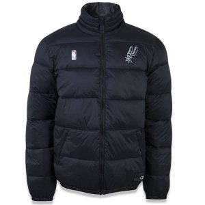 Jaqueta Bomber San Antonio Spurs Core NBA - New Era