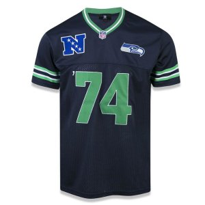 Camiseta Jersey Seattle Seahawks Sports Vein - New Era