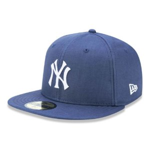 Boné New York Yankees 5950 Core Coop Fechado - New Era