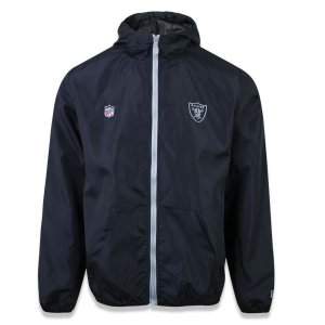 Jaqueta Windbreaker Quebra vento Core Oakland Raiders - New Era
