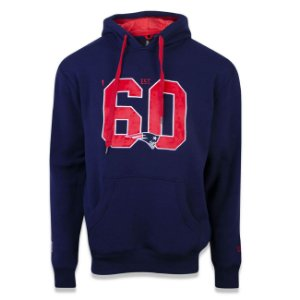 Casaco Moletom New England Patriots Sports Vein - New Era