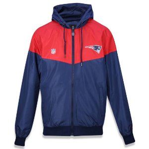 Jaqueta Quebra vento Windbreaker New England Patriots Vein- New Era