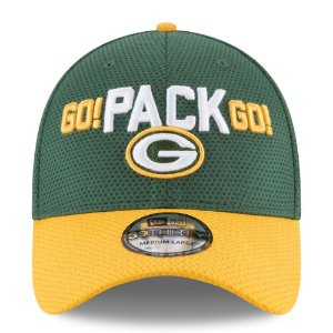 Boné Green Bay Packers Draft 2018 3930 - New Era