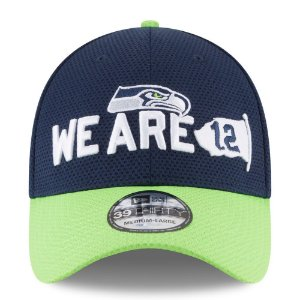 Boné Seattle Seahawks Draft 2018 3930 - New Era