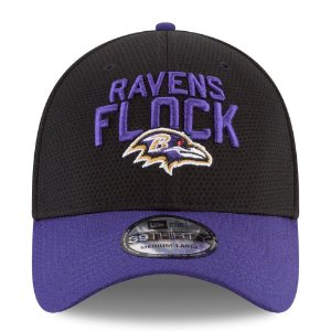 Boné Baltimore Ravens Draft 2018 3930 - New Era