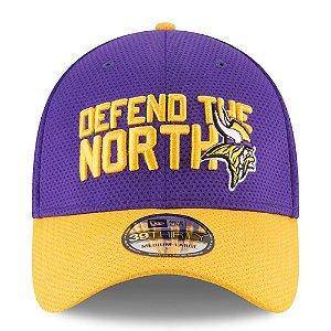 Boné Minnesota Vikings Draft 2018 3930 - New Era