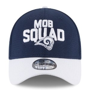 Boné Los Angeles Rams Draft 2018 3930 - New Era