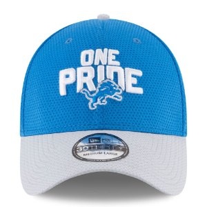 Boné Detroit Lions Draft 2018 3930 - New Era
