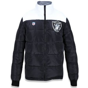 Jaqueta Oakland Raiders Dupla Face - New Era