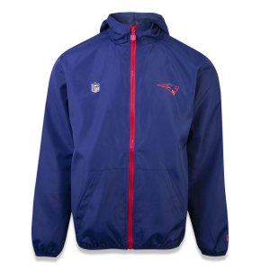 Jaqueta Quebra vento Windbreaker New England Patriots Core - New Era