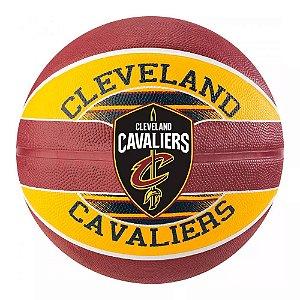 Bola de Basquete Spalding Cleveland Cavaliers