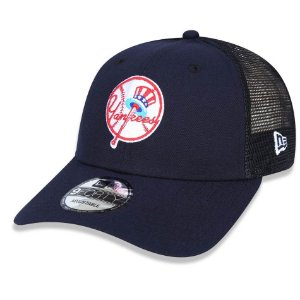 Boné New York Yankees 940 Trucker Patch - New Era