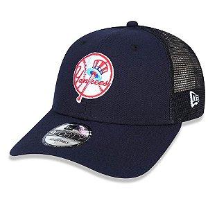 Boné New York Yankees 940 Trucker Patch - New Era