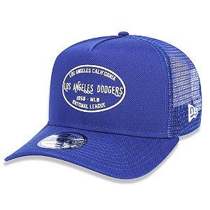 Boné Los Angeles Dodgers 940 A-Frame Plastizol - New Era