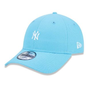Boné New York Yankees 920 Mini Logo Colors Azul - New Era