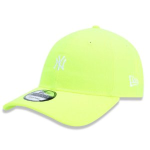 Boné New York Yankees 920 Mini Logo Colors Amarelo - New Era