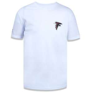 Camiseta Atlanta Falcons Versatile Sport Arte - New Era