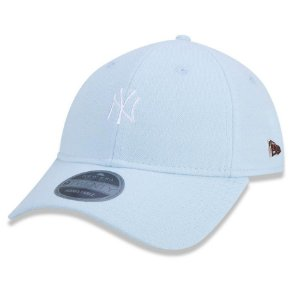 Boné New York Yankees 920 Micro Stitch Azul - New Era