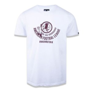 Camiseta Washington Redskins Essential Louros - New Era