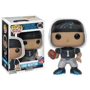 Funko Pop Cam Newton 1 Carolina Panthers