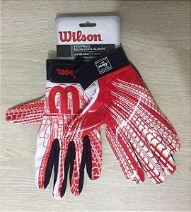 Luva Super Grip Receiver Glove NFL - Wilson