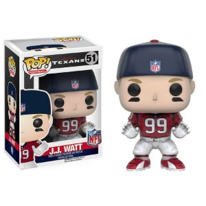 Funko Pop JJ Watt 99 Houston Texans