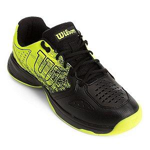 Tenis Wilson K Ultimate Amarelo e Preto