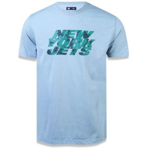 Camiseta New York Jets Camo Revisited Logo - New Era