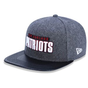 Boné New England Patriots 950 Destroyed Escrita - New Era