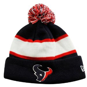 Gorro Touca Houston Texans Sideline Sport - New Era