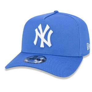 Boné New York Yankees 940 Veranito Logo Azul - New Era