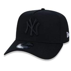Boné New York Yankees 940 Veranito Logo Preto - New Era
