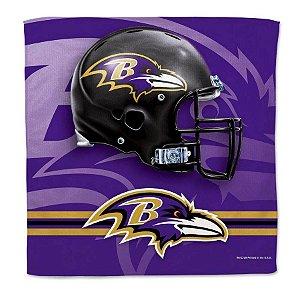 Toalha de Mão Baltimore Ravens WinCraft - NFL