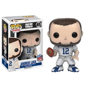 Funko Pop Andrew Luck 12 Indianapolis Colts