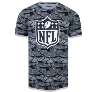 Camiseta NFL Camo Revisited - New Era