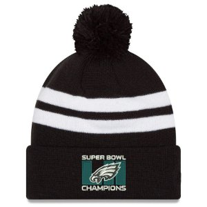 Gorro Touca Philadelphia Eagles Super Bowl Champions - New Era